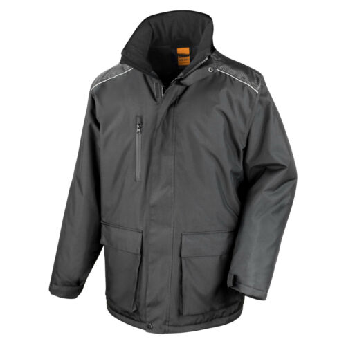 4XL S Result Work-Guard Vostex Long Coat RS305