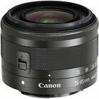 Canon EF-M 15-45mm F/3.5-6.3 STM IS Lens