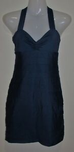 f6f56095dc Image is loading KOOKAI-Blue-Bodycon-Dress-Size-2-Medium-M