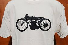 GRAPHIC retro art vintage Mens Cotton T Shirt ,Board Tracker, S,M,L ,XL