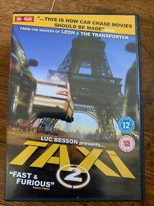 Taxi-2-DVD-200-Luc-Besson-Frances-Accion-Pelicula-con-Samy-Naceri
