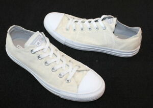 0aa3e5fa3a78 CONVERSE All-Star Low Top Sneakers Chuck Taylor Brocade Cream White ...