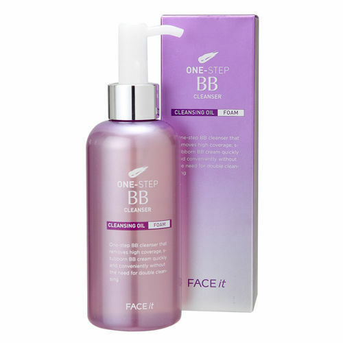 THE FACE SHOP One-Step BB Cleanser 200mL - OIL to FOAM formula