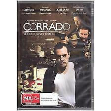 Corrado-DVD-2010-Tom-Sizemore-R4-Terrific-Condition
