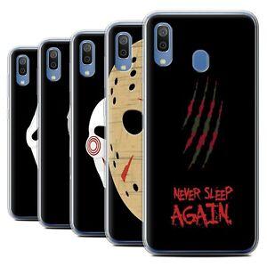Gel-TPU-Case-for-Samsung-Galaxy-A20e-2019-Horror-Movie-Art