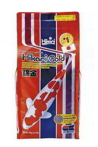 Hikari Doré Moyen 2 Kg Nourriture Pour Koï Premium Poisson