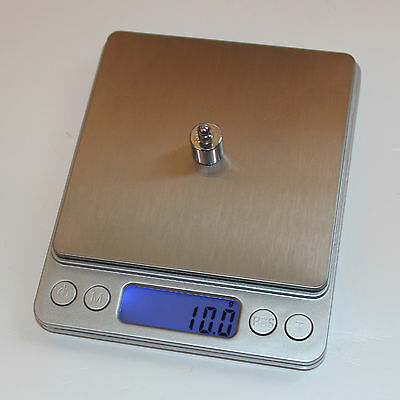 3000g/0.1g Digital Scale Portable LCD Electronic Scale Jewelry Weighing Scale
