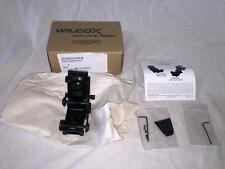 New Wilcox NVG Night Vision Goggle Mount Model L4 G21 Black PVS-21 Retail $1,114