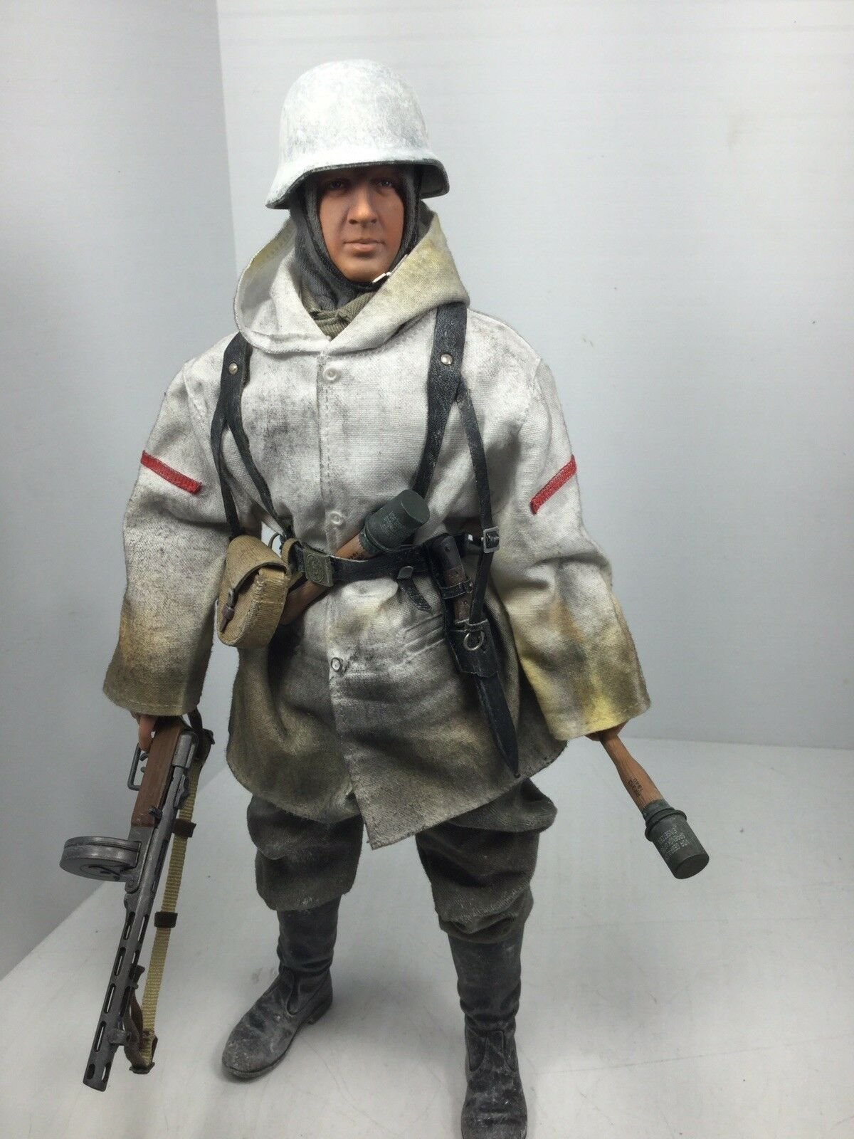 1 6 DRAGON GERMAN WEHRMACHT 6TH ARMY INFANTRY STALINGRAD PPSH-41 WW2 DID BBI 21