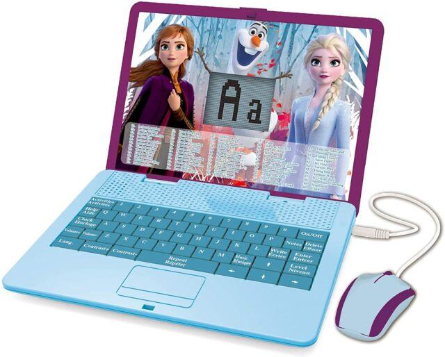 Lexibook Jc595fzi1 50 Disney Frozen 2 Elsa Bilingual ...