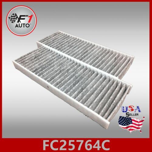 FC25764C CARBONIZED PREMIUM CABIN AIR FILTER for 09 EQUATOR /& 05-2012 PATHFINDER