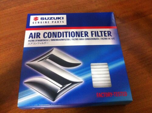 Nuevo Original En Caja Suzuki Swift Sx4 aire con cabina Polen Filtro 95860-62j00