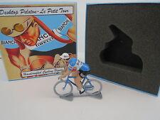 Fausto Coppi Bianchi 1952 Cycling Figure & Box Tour De France Giro Italia Rapha