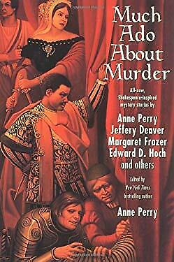 Much Ado about Murder by Various