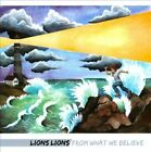 From What We Believe by Lions Lions (CD, Sep-2010, Panic Records)