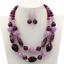 Charm-Fashion-Women-Jewelry-Pendant-Choker-Chunky-Statement-Chain-Bib-Necklace thumbnail 116