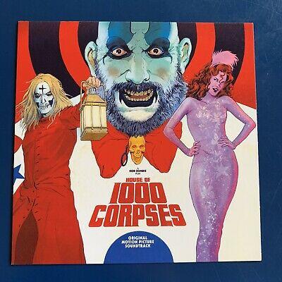 new CAPTAIN SPAULDING logo 1000 Corpses Devil/'s reject Mens S to 4XLT