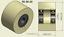 50-mm-Nylon-Roller-Wheel-Plastic-Bearing-CNC-Guiding-Wheel-Flat-Belt-Idler 縮圖 15