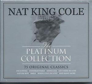 Nat-King-Cole-The-Platinum-Collection-Best-Of-Greatest-Hits-3CD-NEW-SEALED