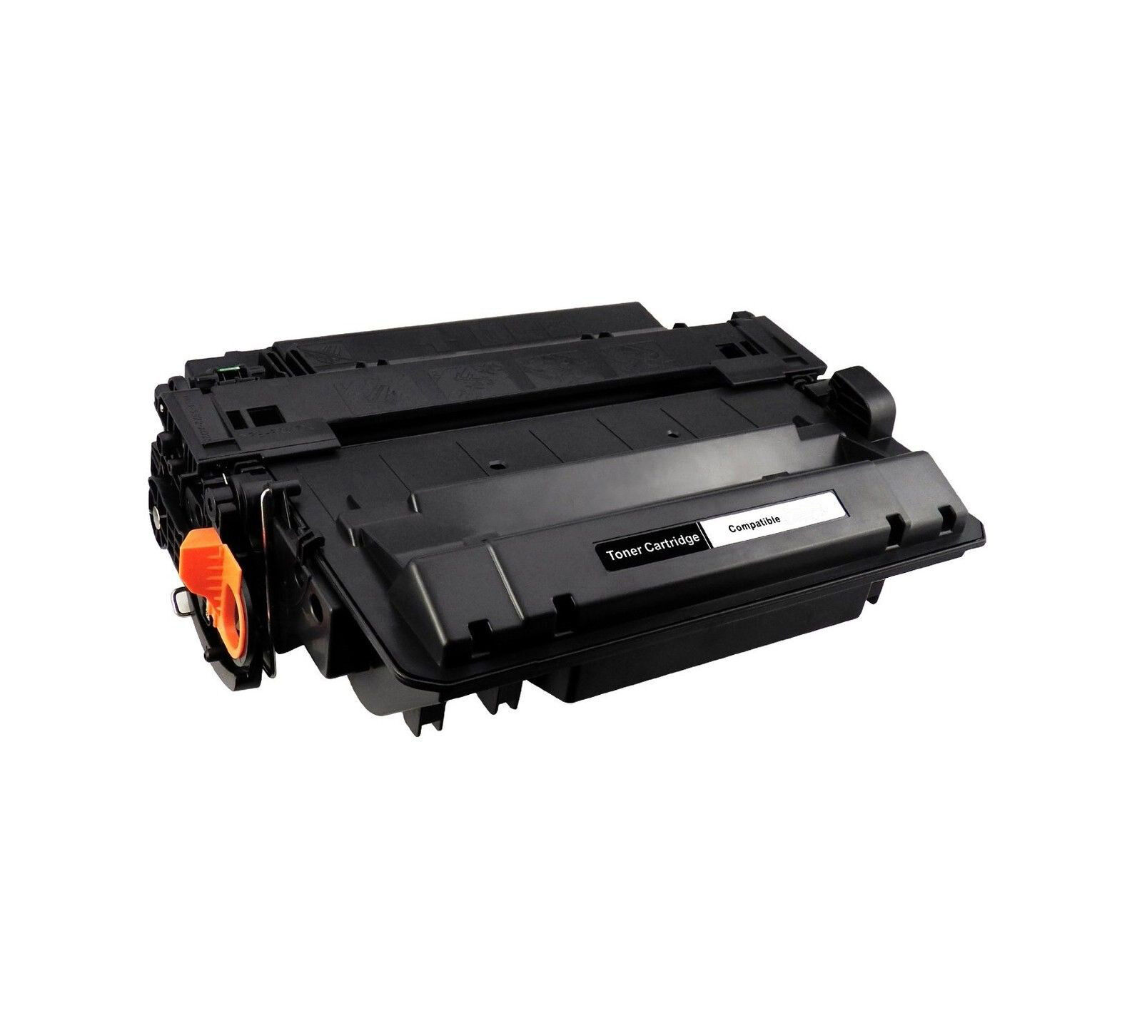 1PK CE255X 55X Black Toner Cartridge For HP LaserJet P3015dn LaserJet P3010
