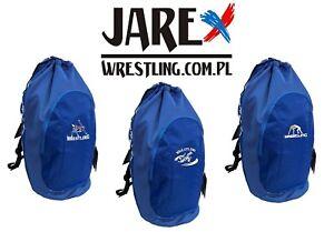 Details About Backpacks Asics Athletic Drawstring Wrestling Gear Bag Backpack Zr307 New Show Original Le