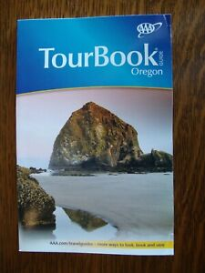 AAA NEW OREGON OR TourBook Travel VACATION Guide Book 2020 FREE SHIPPING!