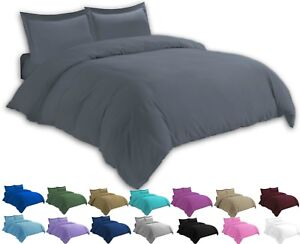 Egyptian-Comfort-Ultra-Soft-3-Pcs-Duvet-Cover-Set-Comforter-Not-Included
