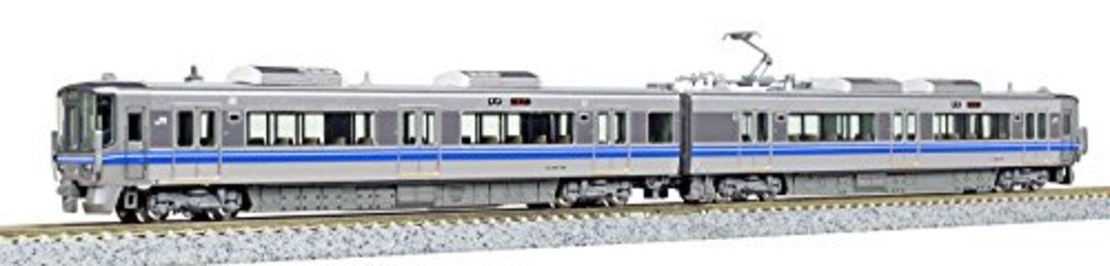 Kato Escala N 521 Serie Secundario Coche 2-car Set 10-1395 Tren Modelo F S W