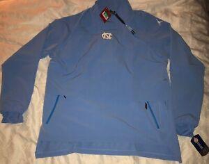 a04366031c0b20 New Jordan Nike Men s North Carolina Tar Heels Shield Jacket NEW ...