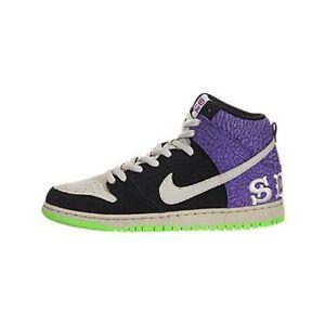 c83ecb1e6099 Details about Nike DUNK HIGH PRM SH Black Mortar Dark Raspberry Discounted  (332) Men s Shoes