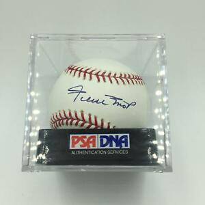 Rare-Willie-Mays-PSA-DNA-Graded-Gem-Mint-10-Signed-Major-League-Baseball-Auto