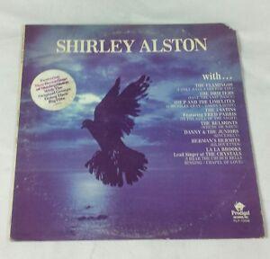 Shirley-Alston-LP-Record