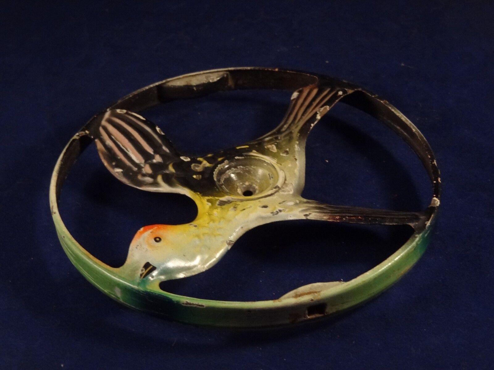 RARE ancien jouet deux toupies tôle oiseau oiseau oiseau hélice MÄRKLIN 1910/20 style jep 3e54a2