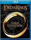 Lord of The Rings Theatrical Trilogy 0794043161889 Blu Ray Region a