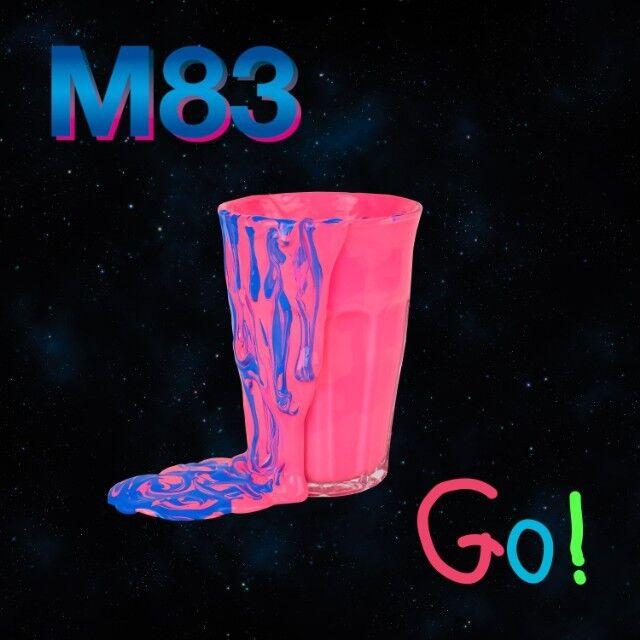 """M83 - Go Altered Love (LTD Blue 12 """" Vinyl) Republic of Music, m83go12 NEW + OVP"""