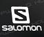 "SALOMON sticker decal snowboard ski snow 3/"" or 4.75/"" wide"