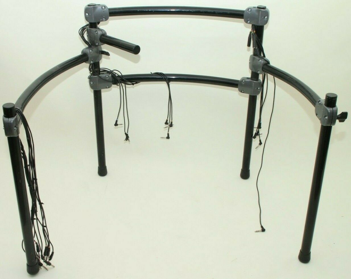 Roland MDS-12 Curved Drum Rack with Original Wiring & Cables