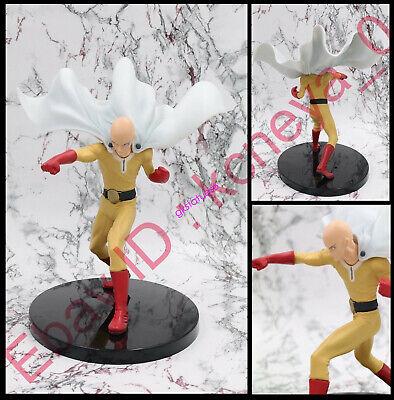 "Anime DXF One Punch Man Saitama hero Serious Punch PVC figure statue 7/"" NO BOX"