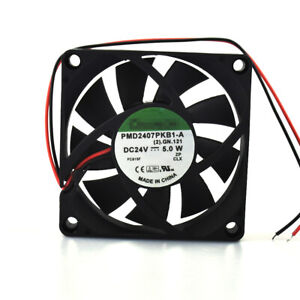 PMD2407PKB1-A-DC24V-5-0W-For-Sunon-drive-fan-70-70-20mm