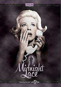 Midnight-Encaje-DVD-1960-Doris-Day-Rex-Harrison-David-Miller