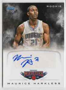 2012-13-Panini-Marquee-Maurice-Harkless-Rookie-Auto-Orlando-Magic-41