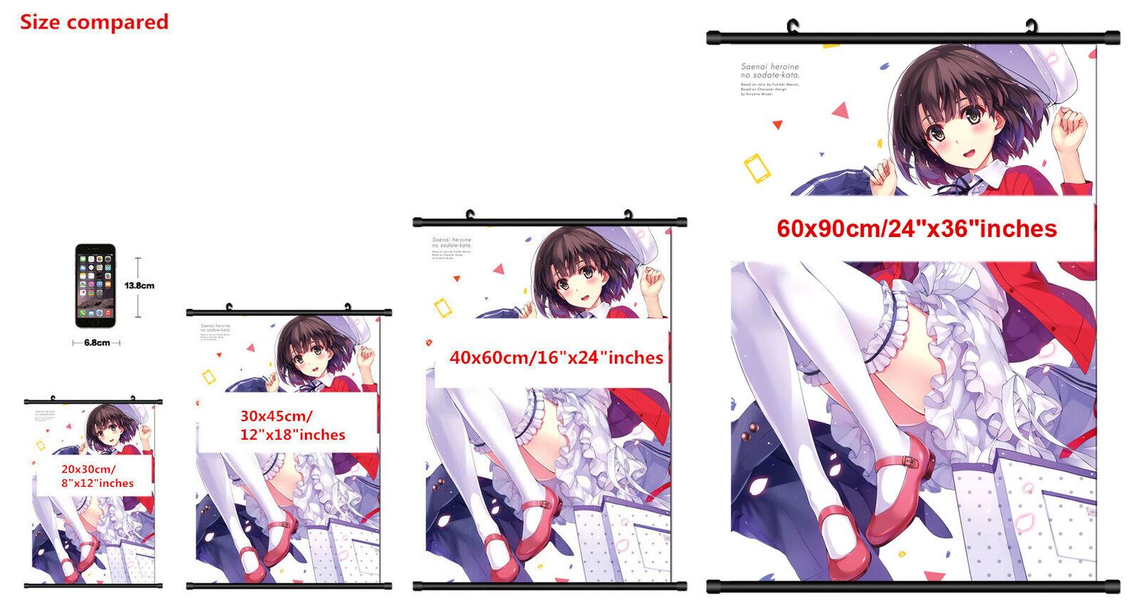 Demon Slayer Kimetsu No Yaiba Anime Wallscroll Poster Kunstdrucke Bider Drucke