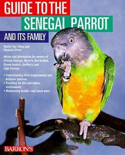 1 of 1 - Guide to the Senegal Parrot and Its Family-ExLibrary