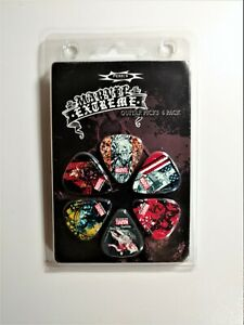 Collectible-Rare-Marvel-Extreme-Pick-Pack-Comic-Movie-Guitar-Picks