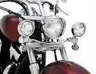 Show Chrome - 55-352 - 3 1/2in. Contour Driving Light Kit
