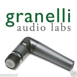 Granelli-Audio-Labs-GAL-G5790-Shure-SM57-with-right-angle-modification-FREE-POST