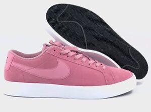 1655f3b8357c15 Image is loading Nike-SB-Blazer-Vapor-Elemental-Pink-White-878365-