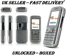 Nokia 6233 Silver New Condition  Unlocked  Loud 2 stereo speaker Classic Phone