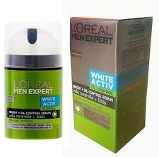 L'Oreal Face Cream For Men 50 ml Expert Moisturiser White Activ Oil Control 50ml