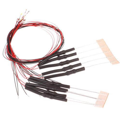 10Pcs 20cm t0603wm pre-soldered micro 0.1mm copper wired white smd led 0603ÖÖHH